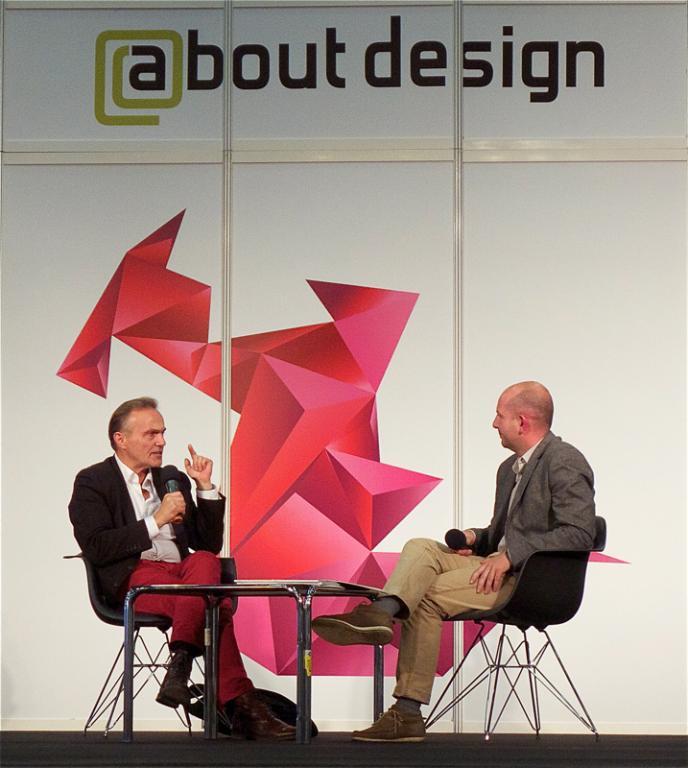 Prezydent miasta był gościem kolejnej odsłony Design Alive Awards Exhibition and Talks on Tour. fot. Marcin Mońka
