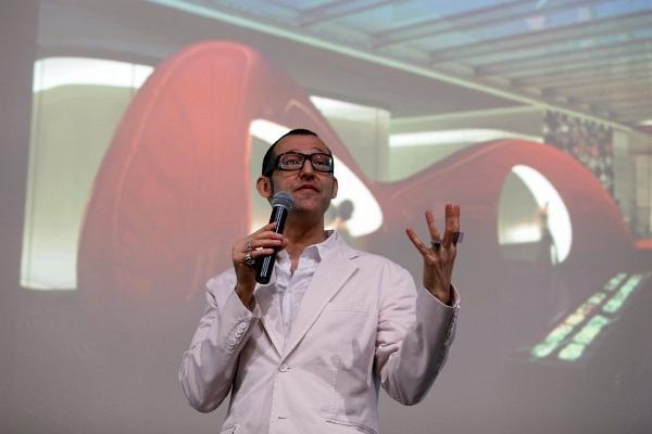 Jednym z gości Arena Design 2010 był Karim Rashid. fot. Materiały prasowe