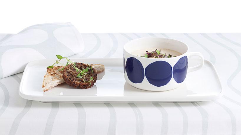 Od wiosny 2013 roku wnętrza samolotów Finnair zostaną wyposażone we wzory, powstałe na specjalne zamówienie w Marimekko. fot. Materiały prasowe