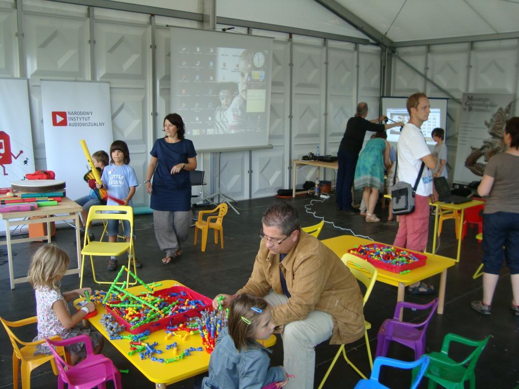 TNM to także spotkania, panele dyskusyjne wycieczki oraz warsztaty tematyczne. fot. Marcin Mońka