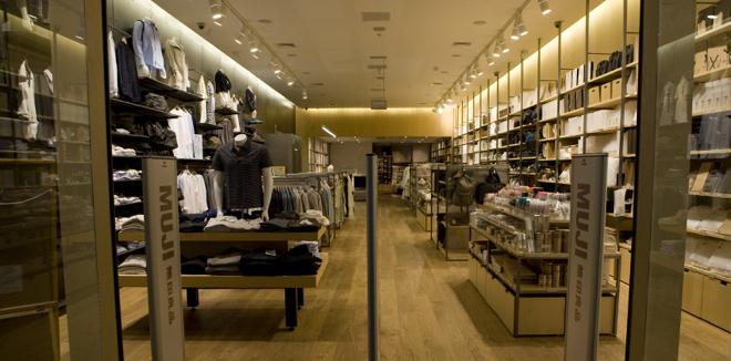 Salon w Warszawie jest flagowym sklepem Muji w Europie Środkowo-Wschodniej. fot. Materiały prasowe