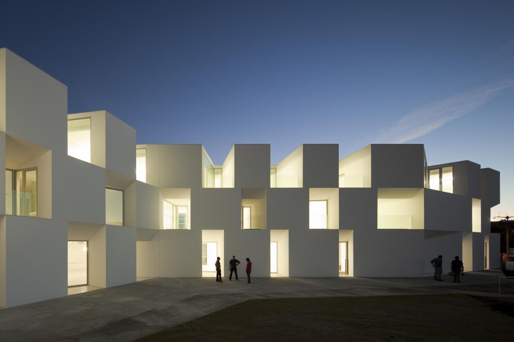 Dom spokojnej starości w Alcácer do Sal w Portugalii. fot. FG+SG