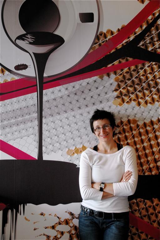 Ewa Trzcionka. fot. Wojciech Trzcionka