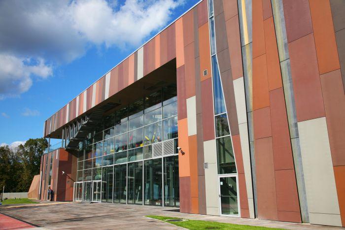 Centrum Nauki Kopernik w Warszawie - Rar-2. fot. ARC