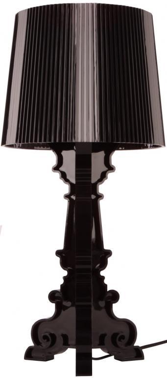 Lampa Bourgie, jeden z najsłynniejszych projektów Lavianiego dla marki Kartell. fot. Materiały prasowe