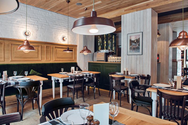 Restauracja serwuje dania tradycyjnej kuchni bawarskiej. fot. Materiały prasowe