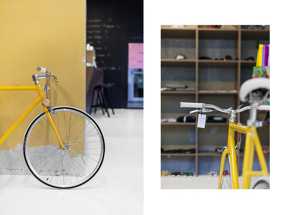 W ofercie znajdują się także publikacje książkowe, a nawet rowery. fot. Anna Domańska