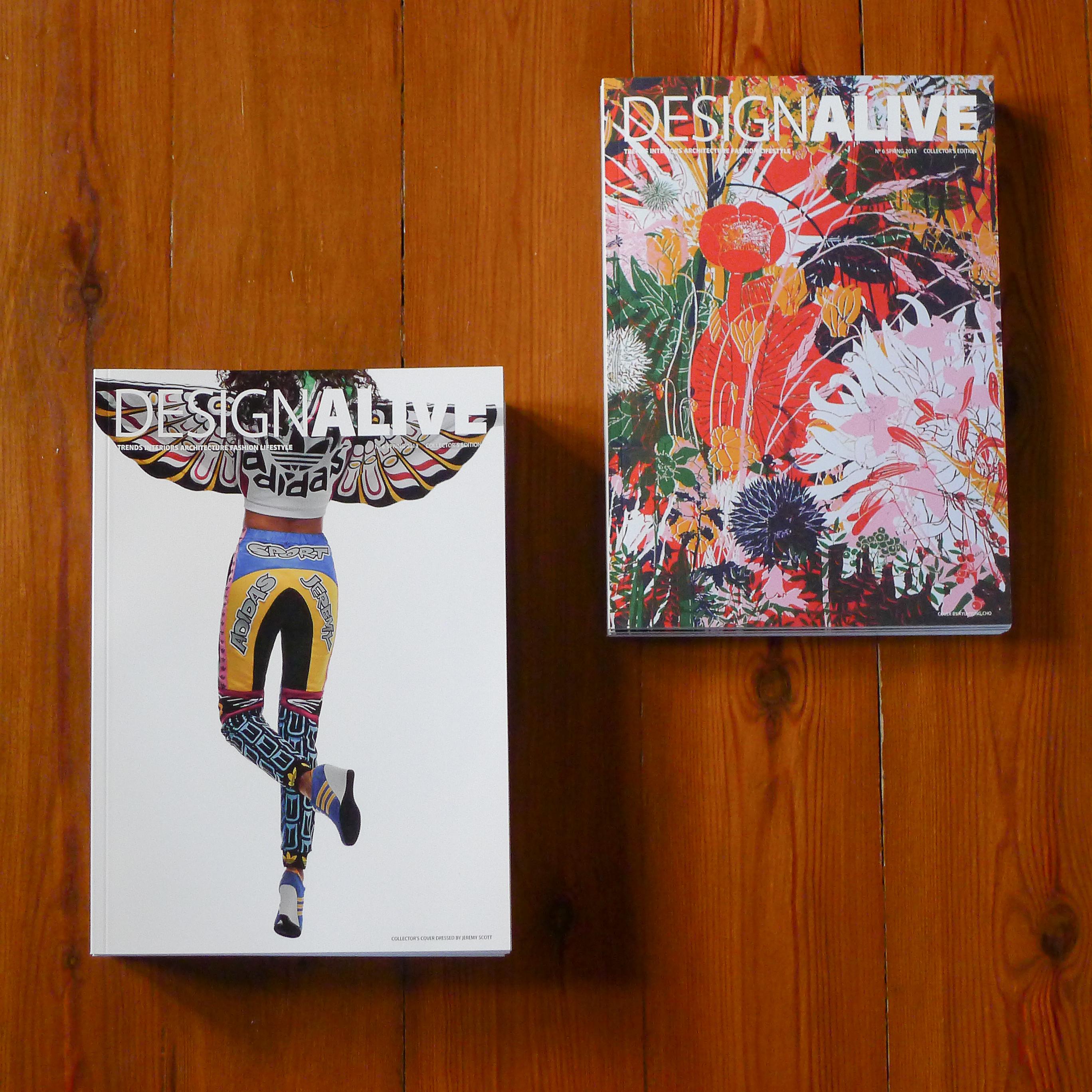 """Design Alive – collectors edition"""