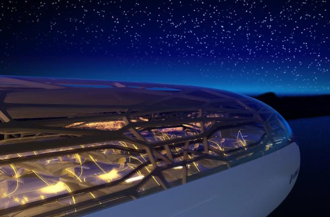 Nowy, wspaniały lot Airbusem