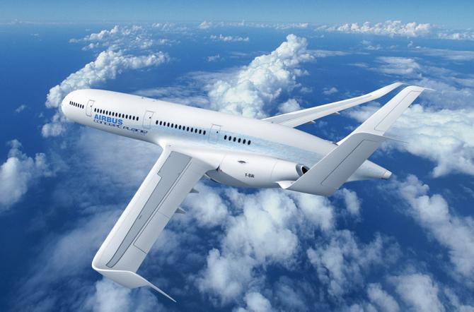 Loty przyszłości będą dostosowane do indywidualnych potrzeb pasażerów. fot. ARC