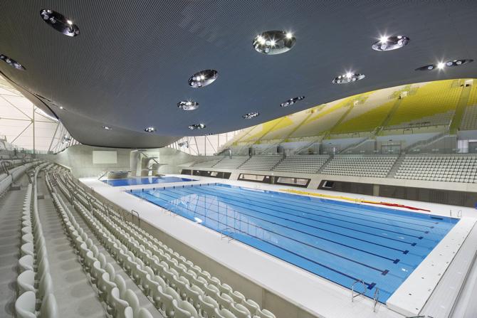 Olimpijska arena Zahy Hadid