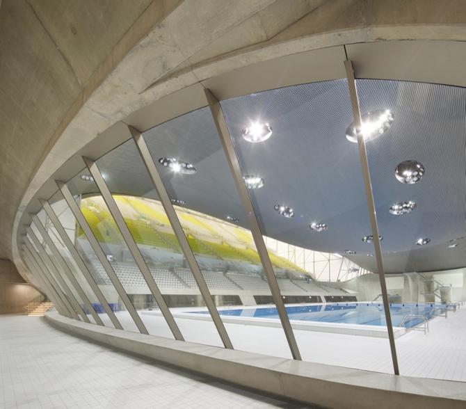 Po Olimpiadzie pływalnia zostanie oddana do użytku mieszkańcom. fot. Materiały prasowe
