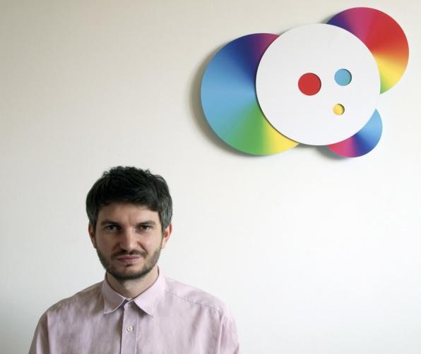 Bashko Trybek jest projektantem, grafikiem i fotografikiem. fot. Materiały prasowe