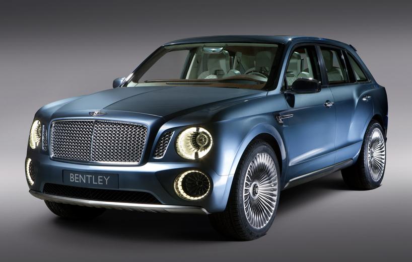 Nowa era Bentleya?