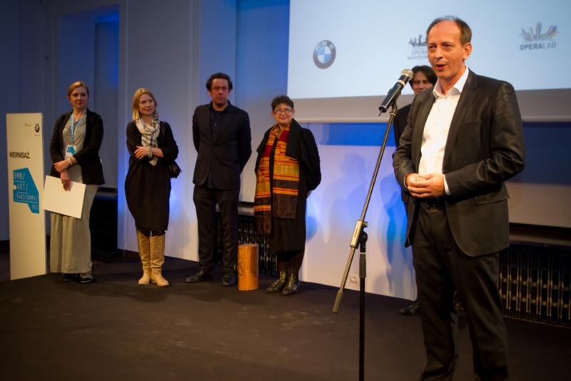 W gronie jurorskim zasiadał m.in. Jacek Frohlich, znany polski projektant samochodów, pracujący dla BMW. fot. Materiały prasowe
