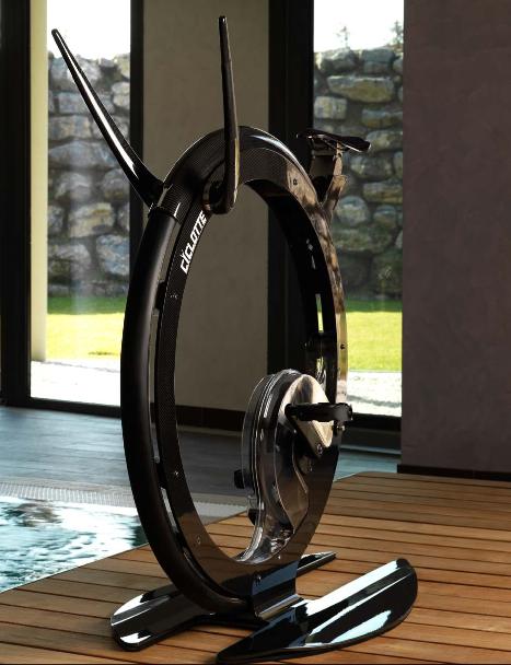 Rower treningowy do produkcji wprowadziła firma Lamiflex Composites. fot. ARC