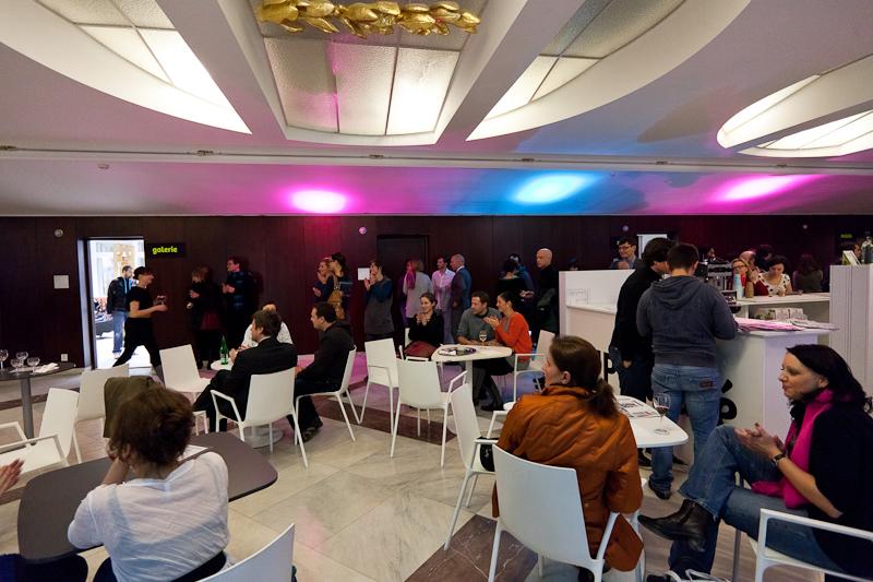Festiwal designSUPERMARKET to także cykle wykładów, spotkań oraz debat. fot. Materiały prasowe