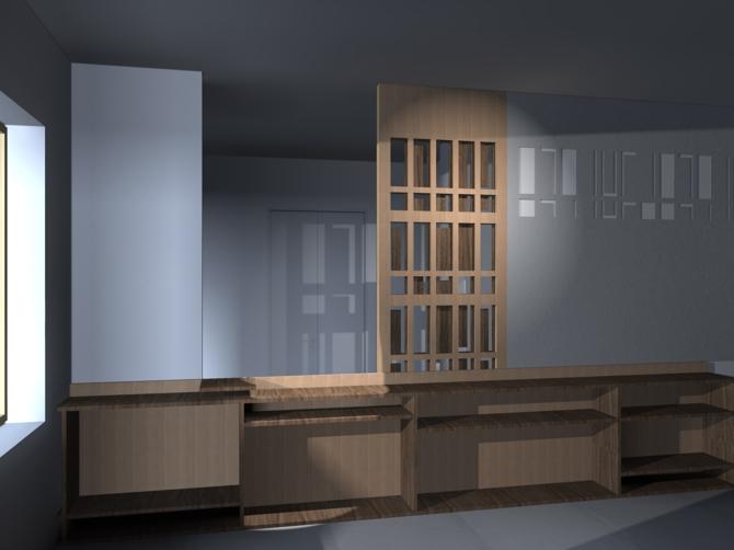 The Contemporary Ornament, czyli projekt szkolnej recepcji. fot. Materiały prasowe