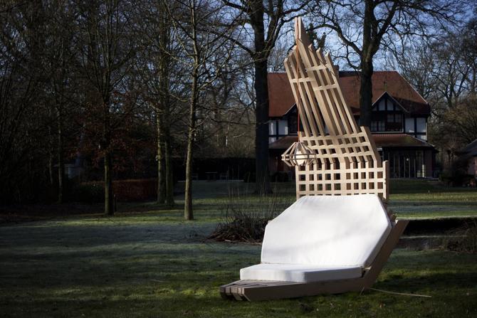 Wrażenie na jury wywarł również Hearth, projekt autorstwa belgijskich studentów - Pietera Venderhensta oraz Mathiasa De Ferm. fot. Materiały prasowe