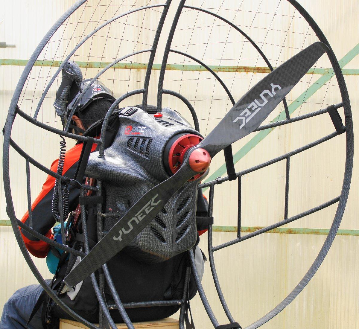 Elektryczny lot po przestworzach
