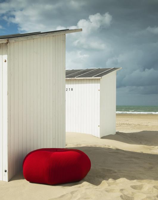 Z belgijską firmą jest związana również projektantka Liset van de Scheer. fot. Materiały prasowe