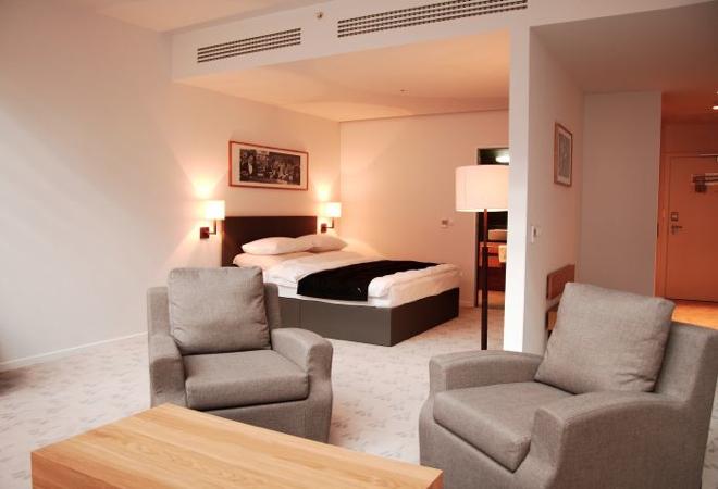 W The Granary mamy szansę na luksusowy pobyt. fot. Materiały prasowe
