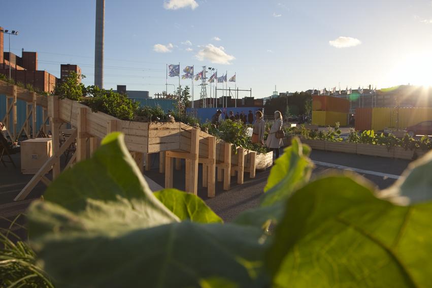 Wydarzeniami żyła cała stolica Finlandii. fot. Materiały prasowe