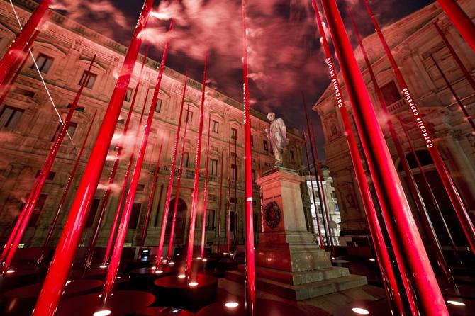 Salone Internazionale del Mobile żyje w kwietniu cały Mediolan. fot. Alessandro Russotti