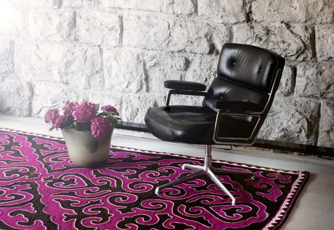 Przygotowanie dywanu może trwać nawet rok. fot. Materiały prasowe