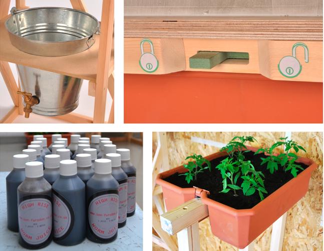 Kompostownik dla miejskich ogrodników