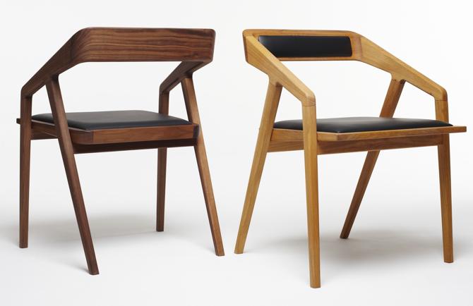 Dare Studio: Krzesło niczym pismo