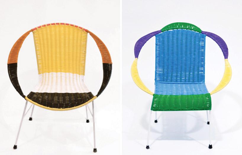 100 Chairs. Byli więźniowie tworzą krzesła