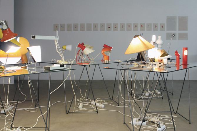 Wystawę w praskim DOX (Qubus concept store i galeria) można oglądać do 26 kwietnia. fot. Materiały prasowe
