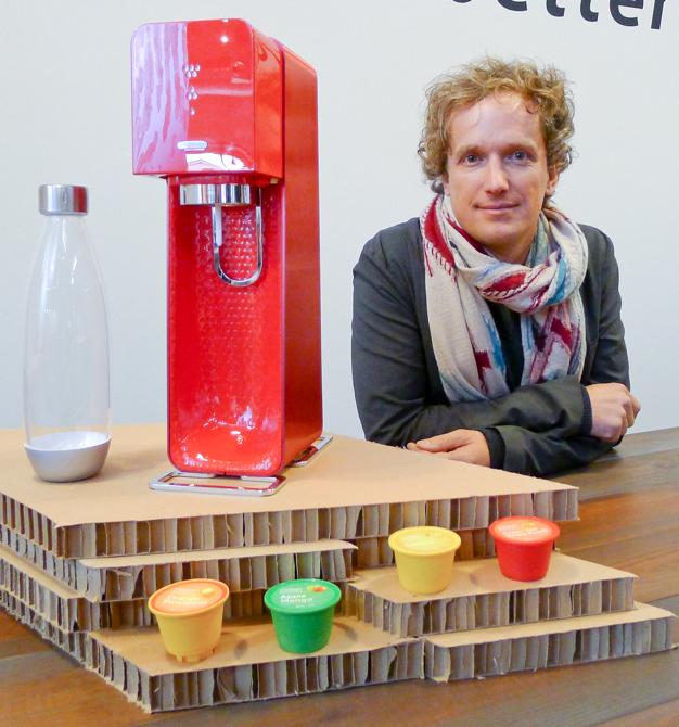 Projektant Yves Behar weźmie udział w jednym z paneli dyskusyjnych. fot. Wojciech Trzcionka