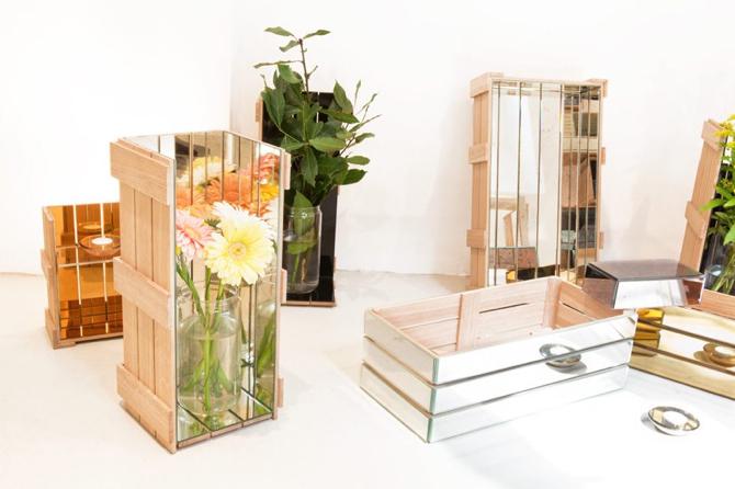 Crate Collection: Lustrzane drewno