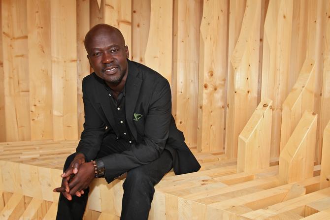 David Adjaye dizajnerem roku w Miami