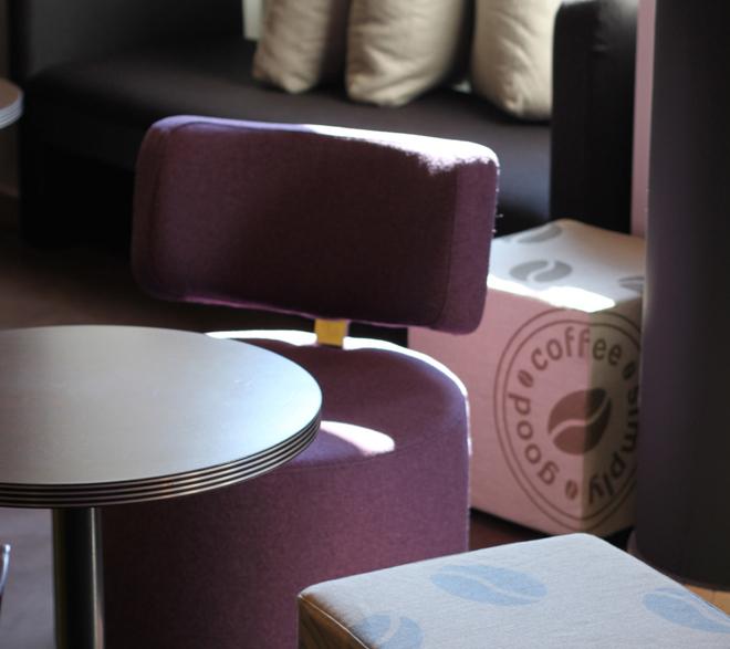 Empik cafe stawia na oryginalny design