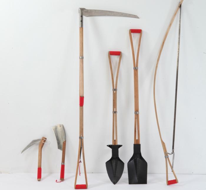 Ascetyczna prostota narzędzi Itay Laniado