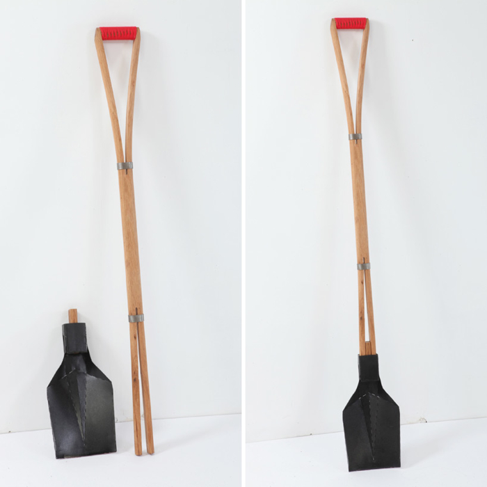Narzędzia są wykonane z  drewna dębowego oraz stali nierdzewnej. fot. Materiały prasowe