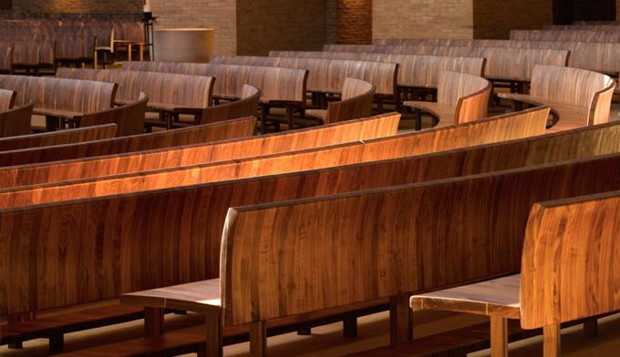 Thomas Heatherwick w służbie kościoła