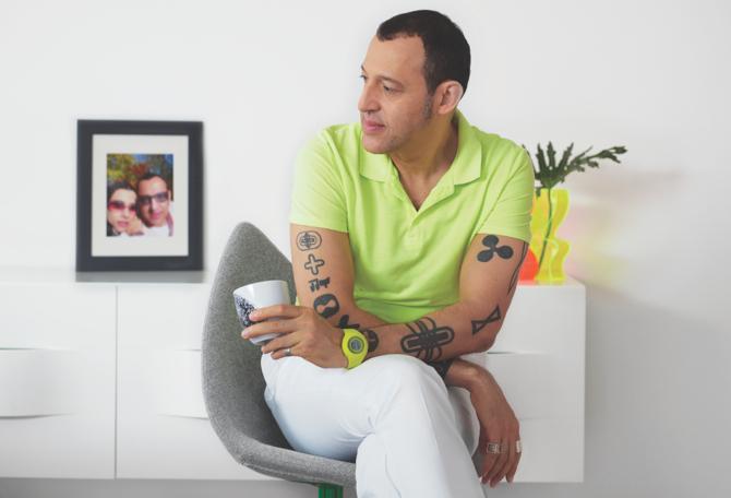 Karim Rashid stawia na emocje
