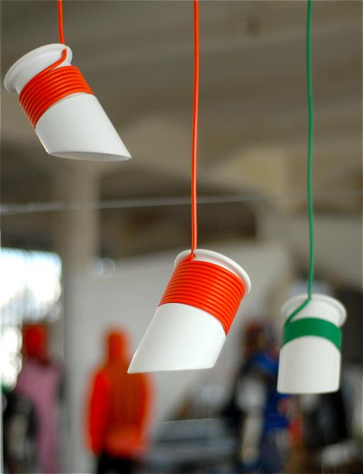 Lampę dostrzeżono w zeszłym roku w konkursie