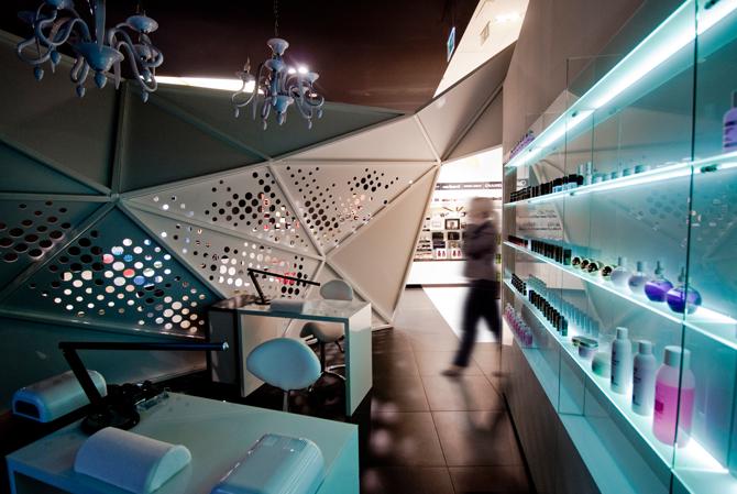 Za projekt Frivole Prestige była odpowiedzialna grupa Theza Architekci. fot. Materiały prasowe