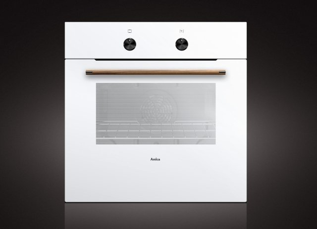 Piekarnik Zen - bardzo minimalistyczny i intuicyjny. fot. Materiały prasowe
