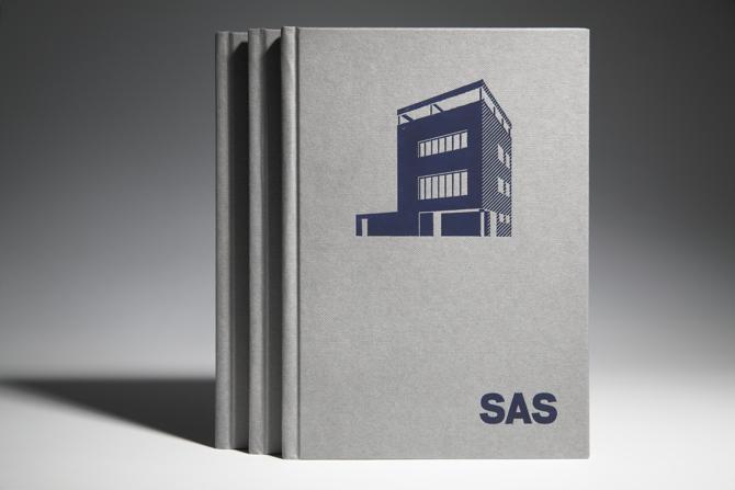 Ilustrowany atlas architektury Saskiej Kępy