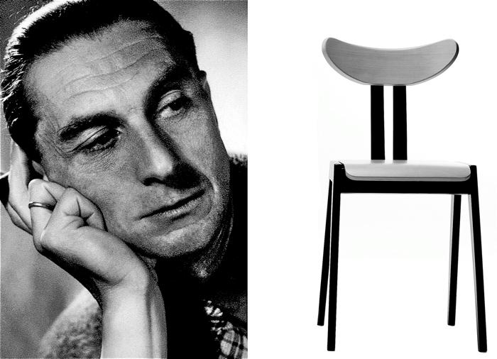 Ikony designu: Gięte krzesło Mariana Sigmunda