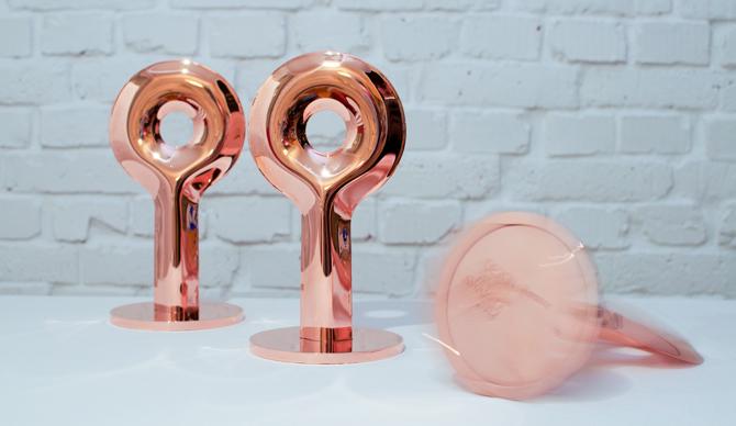 Statuetki Design Alive Awards już są! W czwartek trafią w ręce laureatów