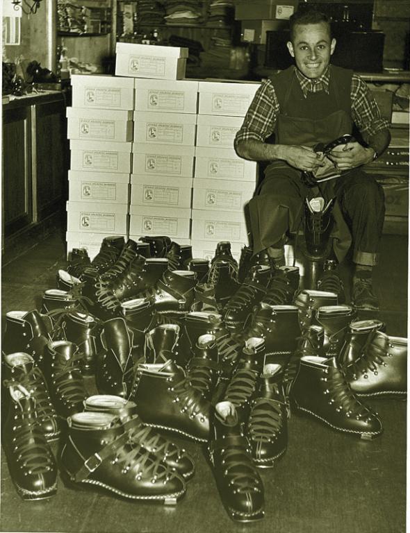 Historia zakładów w Lech sięga roku 1921. Na zdjęciu syn założyciela marki - Martin Strolz. fot. Materiały prasowe