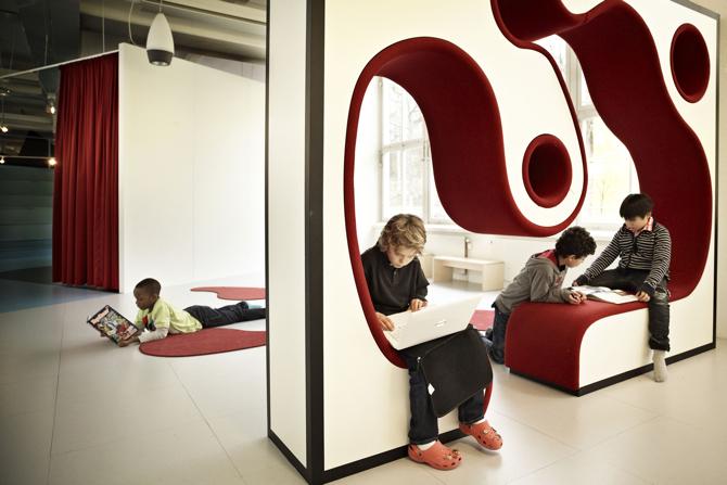 Pierwsza taka szkoła została otwarta w grudniu w Sztokholmie. fot. Kim Wendt