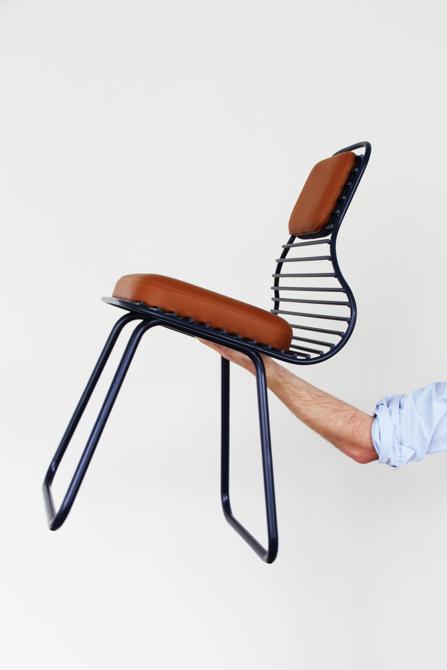 Siedziska powstały podczas akcji Passionswege, towarzyszącej Vienna Design Week. fot. Materiały prasowe